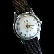 Gruen Precision Waterproof 17J Swiss Wrist Watch circa 1950s