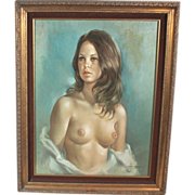 50% OFF SALE: Leo Jansen female nude #53392 by iconic Playboy painter - ART10029