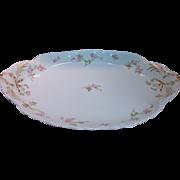 Haviland France Schleiger 31a 16-inch Oval Serving Platter Limoges