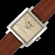 Bulova Men's Wrist Watch Automatic Self Winding circa 1956