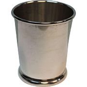Mint Julep Sterling Silver Cup by Web Silver Company