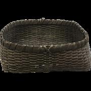Beautiful White Oak Handmade Basket (OTH10307)