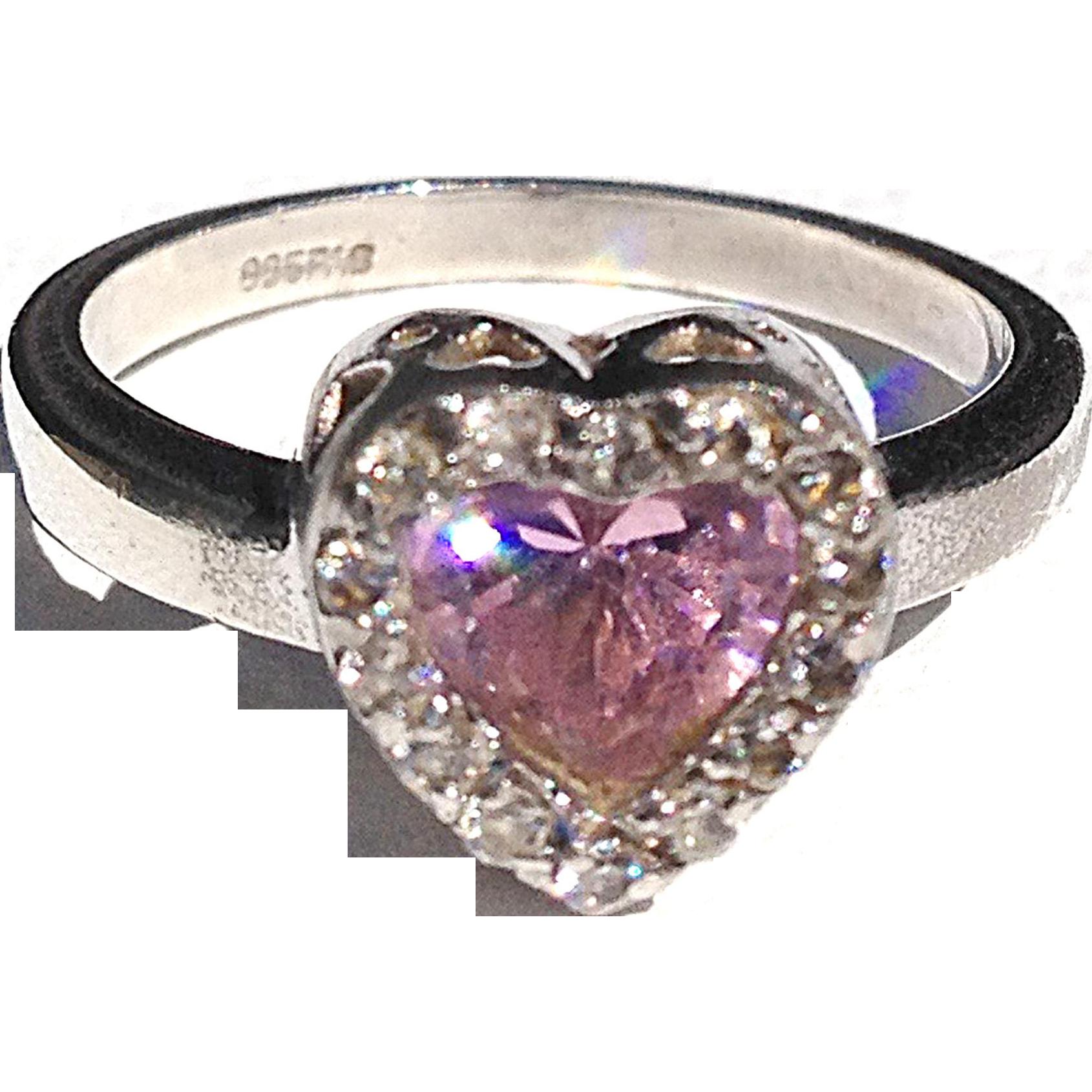 Fantastic Ring Heart For Women - Rrogo com