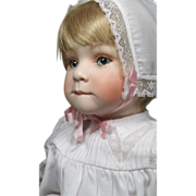 Porcelain Baby Tessa by Rotraut Schrott for The Diamond Collection GADCO LTD.ED