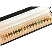 H Stern Rainbow Multi Gemstone Gold Bracelet