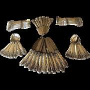 Wallace Grande Baroque 65pc Sterling Silver Flatware Set