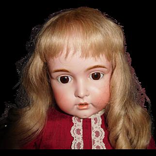 "32"" Antique Kestner Model #171 Marked Head And Body"