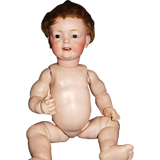 "14"" Anique Kley &Hahn Character Baby Doll #554 - Hard-to-find Model Number"