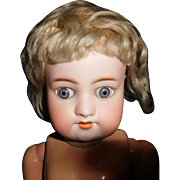 """22"""" Antique Simon & Halbig Bisque Doll Model #570 - Ready To Dress"""