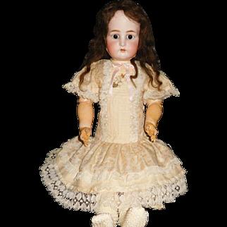 "27""  Antique Simon &  Halbig K * R Doll"