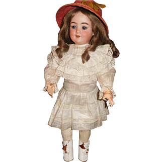 """16"""" Antique German Character Doll BABY BETTY By Armand Marseilles"""