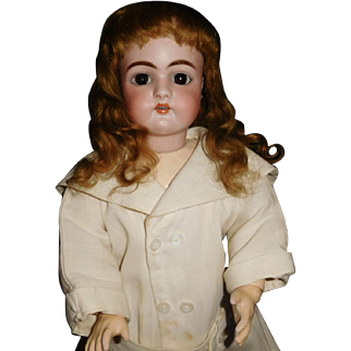 "18"" Antique Handwerck German Doll Model # 79"