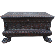 Early 18th Century Small Cassone