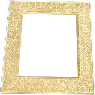 Gilded Art Nouveau Frame