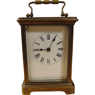 Late 19th Century French Bracket Mantle Clock