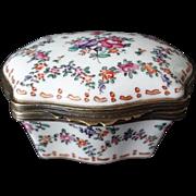 19th Century Edme et Cie Samson of Paris Dresser Casket - Red Tag Sale Item