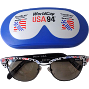USA World Cup Striker Series Sunglasses '94 Collectors Limited Edition Transitions Lenses