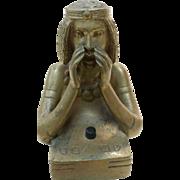 Egyptian Revival Call Button / Door bell