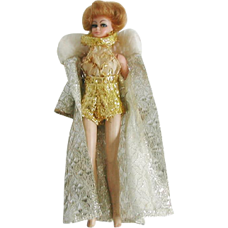 1970 Topper Corp doll.  P11A
