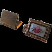 Vintage charm lockets