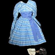 Beautiful conditon Lets Dance # 978 Barbie dress 1960's