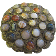 Fabulous all agate box/pill box