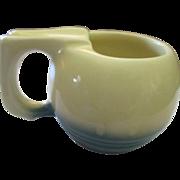 Mid Century Atholl vitrified porcelain Australia shaving mug