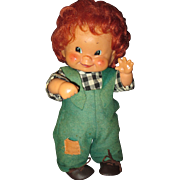 Vintage 1957 W. Goebel Charlot BYX Good luck Doll