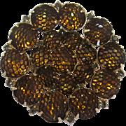 Unique Kramer of New York brooch