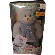 Collectible Berryann Fisher Price Bear NIB