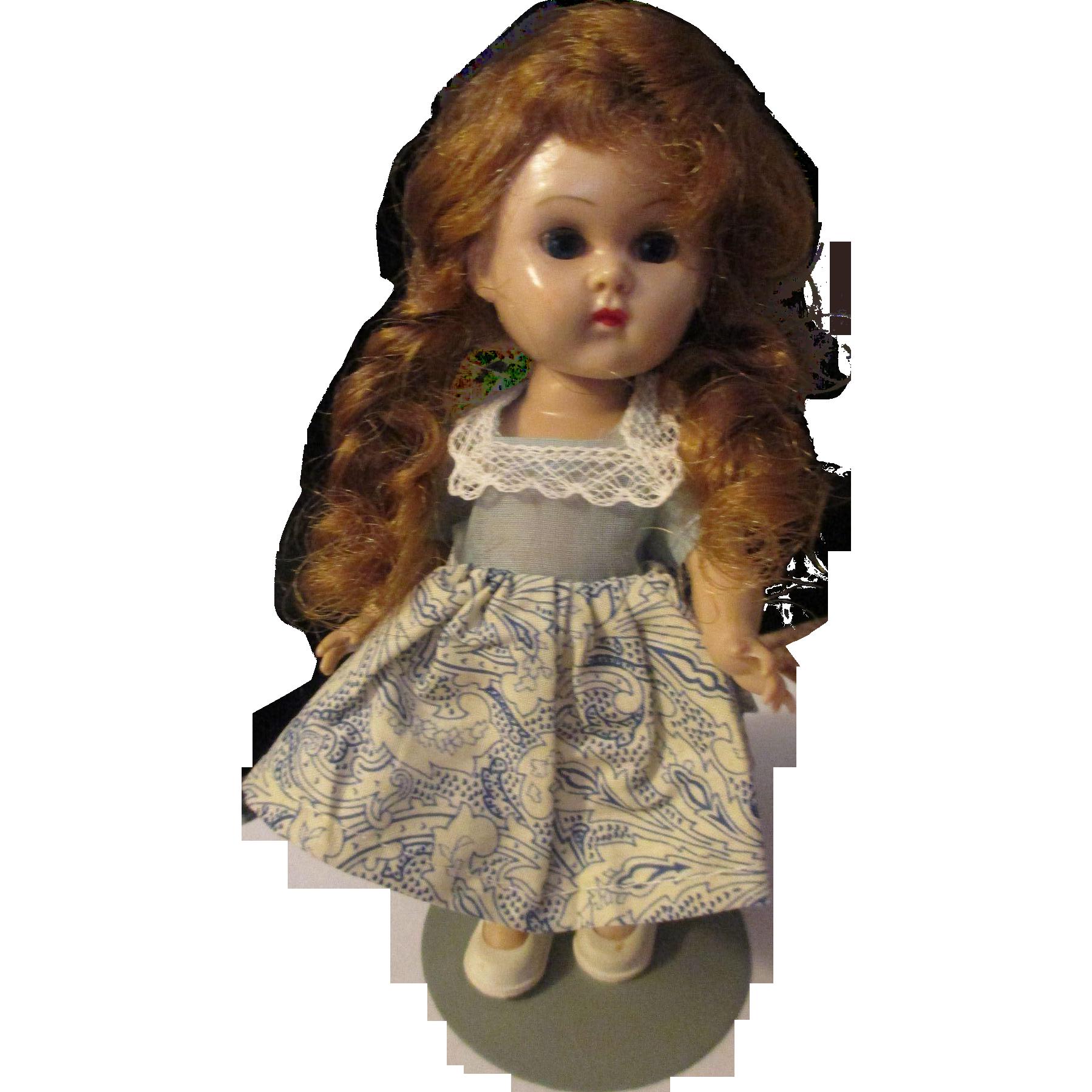 Vintage Vogue Ginny Doll 50