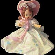 "Vintage Nancy Ann SLW Muffie #2 6"" doll"