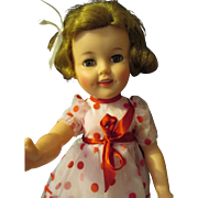 Ideal vintage Shirley Temple doll - Red Tag Sale Item