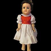 "Vintage Ideal Princess Mary Line 19"" doll"