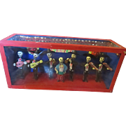 Collectible Day of the Dead Mariachi band