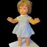Vintage GeGe large Doll/ France