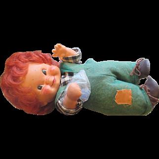 Vintage 1957 Charlot by W. Goebel red head doll