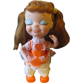 What a darling doll by Uneeda Doll/ Georgina/little sophisticated 1967