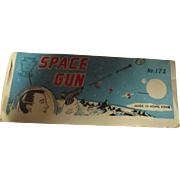 Vintage new stock Space gun (dart gun) from an Estate Sale Price is for one space gun.