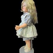 """Vintage Ideal  1956 21"""" Toni Doll"""