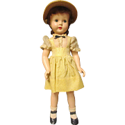 Vintage Effanbee Doll 1950's ( Possibly a Honey Doll )