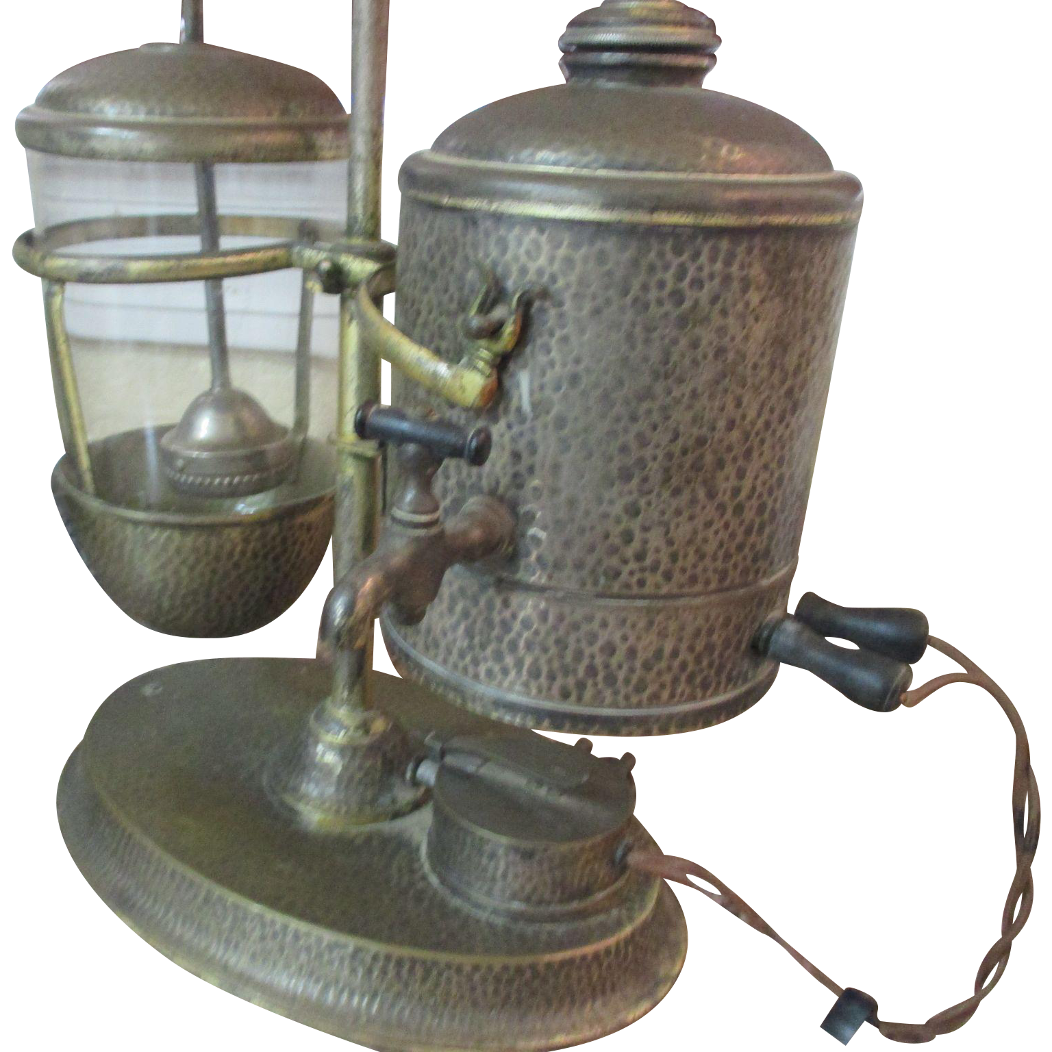 Old Coffee Makers ~ Antique coffee maker or a fabulous shop display