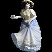 "Royal Doulton International Collector's Club Lady Figurine ""rare"" Emily HN 3688 (1994) L@@K Bargain"