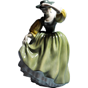 "Royal Doulton Lady Figurine 1963 ""rare"" Betty Davies manufactured ""Buttercup"" HN 2309 L@@K Bargain"