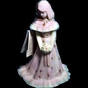 Fenton Rose Burmese Bridesmaid Doll Shelly Fenton signature