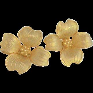 Giovanni Flower Earrings