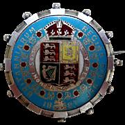 Antique Queen Victoria Golden Jubilee Commemorative Medal/Coin