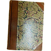 George Eliot's The Spanish Gypsy and Other Poems, 19th Century Book