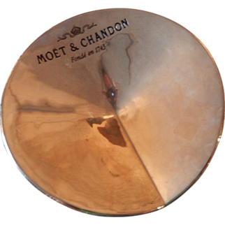 Moet Chandon Cigar Ashtray