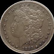 1893 S San Francisco Morgan Silver Dollar Graded By NGC XF 40 Rare Key Date Coin
